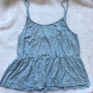 NWOT PACSUN cropped babydoll top